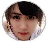 Linh Moon đánh giá bấm mí mắt Hàn Quốc tại Hà Thanh