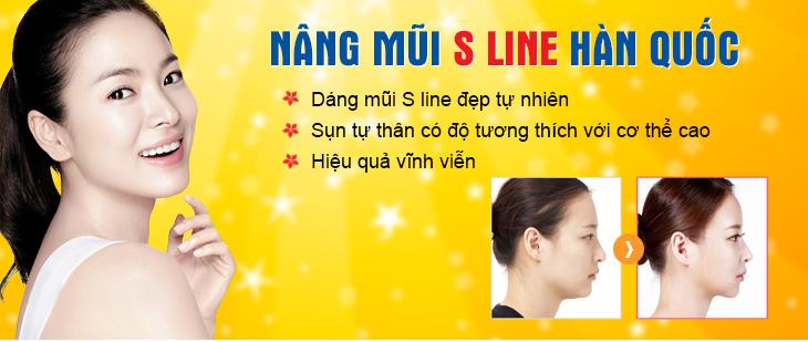 Nâng mũi S line tạo hình 3D tại Hà Thanh