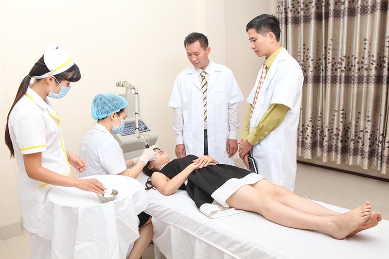 Thẩm mỹ bác sĩ Hà Thanh