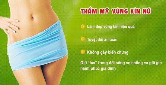 Hà Thanh - Thẩm mỹ vùng kín nữ an toàn đẹp tự nhiên
