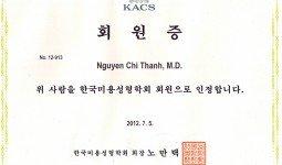 Bác sĩ Nguyễn Chí Thanh