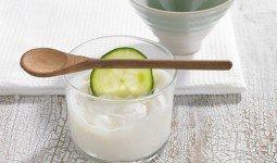 Chanh và sữa chua