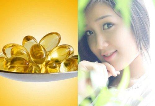 Vitamin E trị sẹo lõm thủy đậu hiệu quả