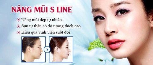 Chăm sóc sau nâng mũi S line
