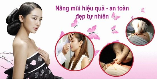 Sửa mũi hỏng đẹp an toàn
