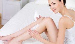Chăm sóc sau khi triệt lông chân, lông tay