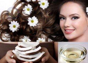 Cách chữa thâm quầng mắt với dầu dừa