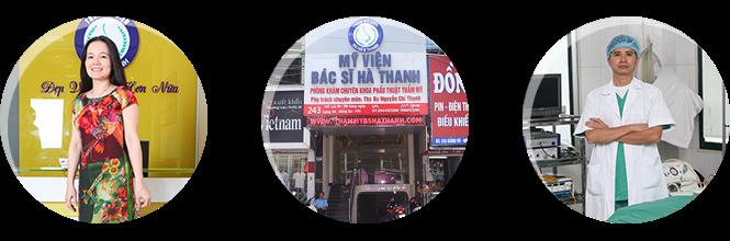 Hà Thanh địa chỉ nâng ngực chảy xệ uy tín tại Hà Nội