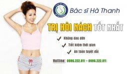 Hà Thanh - Đáp án cho chữa trị hôi nách ở đâu tốt nhất