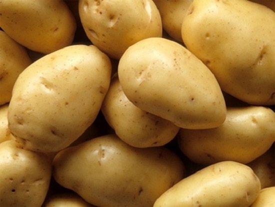 Khoai tây tại sao có thể chữa trị hôi nách