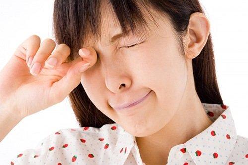 Chế độ chăm sóc để mí mắt không để lại sẹo sau khi bấm