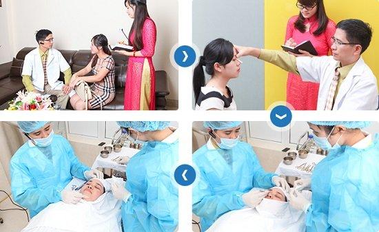 Hà Thanh địa chỉ nâng mũi giá rẻ nhất tại Hà Nội