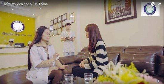 Thẩm mỹ viện bác sĩ Hà Thanh địa chỉ thu nhỏ cánh mũi tốt nhất