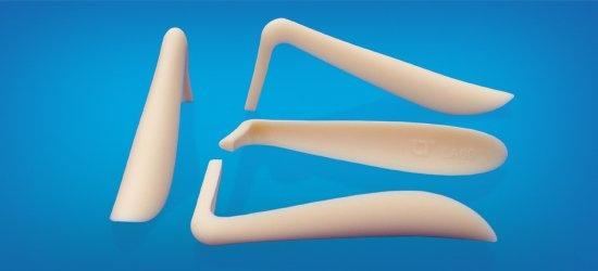 Sụn nhân tạo nguyên liệu phổ biến trong nâng mũi