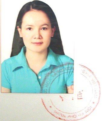 Thạc sĩ bác sĩ Phạn Thị Thu Hà