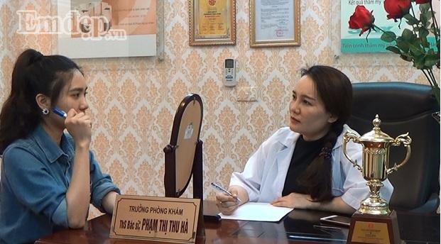 Ths Bs Phạm Thị Thu Hà chia sẻ