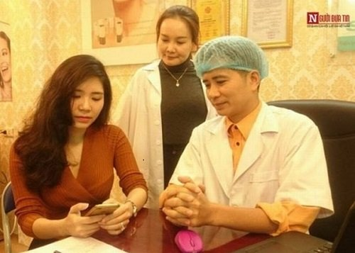Cơ duyên Thanh Bi đến với Thẩm mỹ viện bác sĩ Hà Thanh